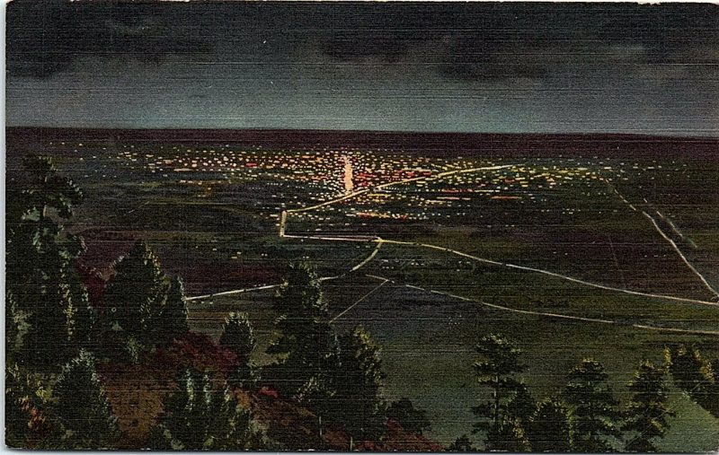 Cartolina di Denver, 1958
